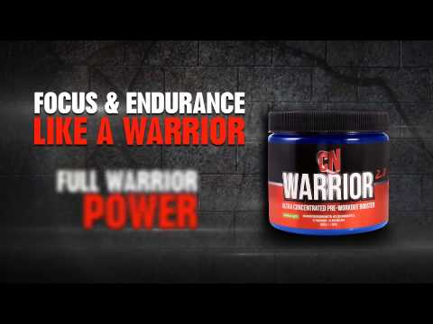 Pre Workout Booster - WARRIOR 2.0 by CN Nutrition