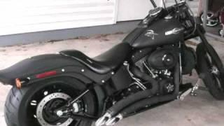 3. 2007 Harley Night Train Big Radius Comparison/Sound