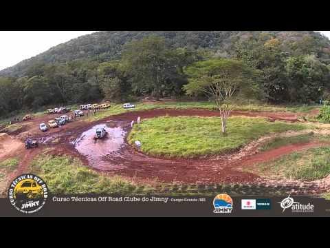 Curso Off Road Clube do Jimny - MS - Fazenda Piana