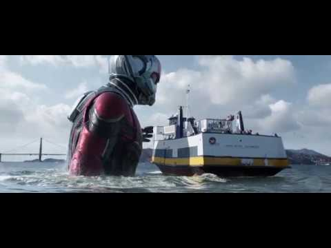 ANT-MAN AND THE WASP - Trailer Ufficiale Italiano | HD