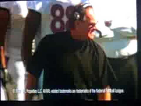 Coors Light Beer Commercial – Brian Billick – Let's Wedge It