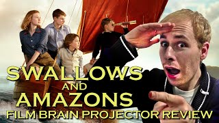 Projector: Swallows and Amazons (2016) (REVIEW)