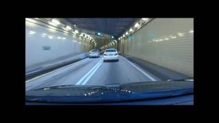 A Ride in the Baltimore Harbor TunnelFor those that have never been in a tunnel.