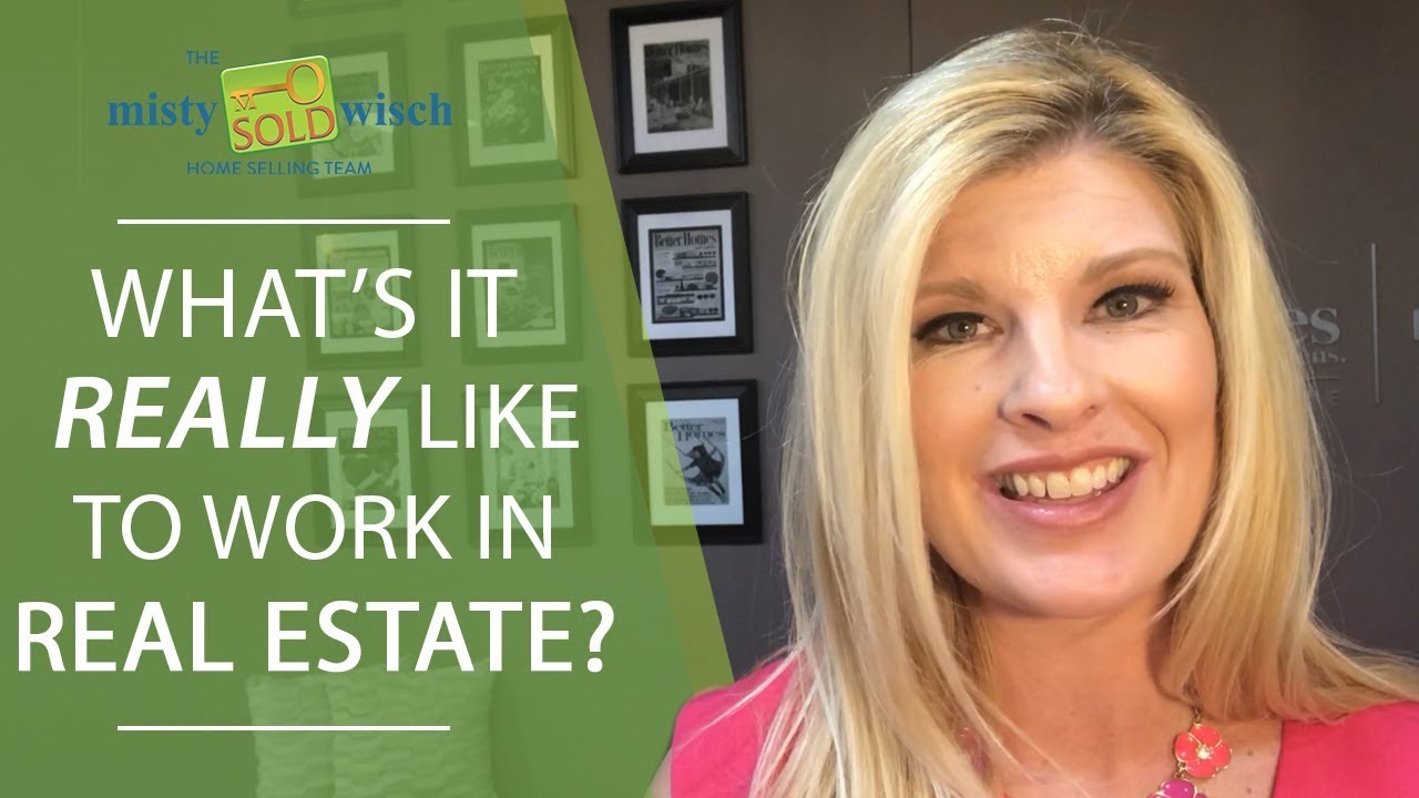 What It's Really Like to Work in Real Estate