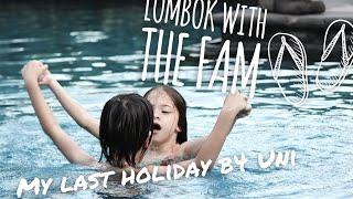 Download Video (LAST TRIP WITH FAMILY?!) My Travel Diary - LOMBOK 2017 MP3 3GP MP4