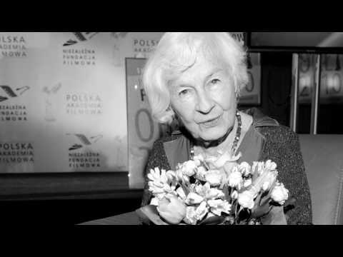 W wieku 102 lat zmarła Danuta Szaflarska
