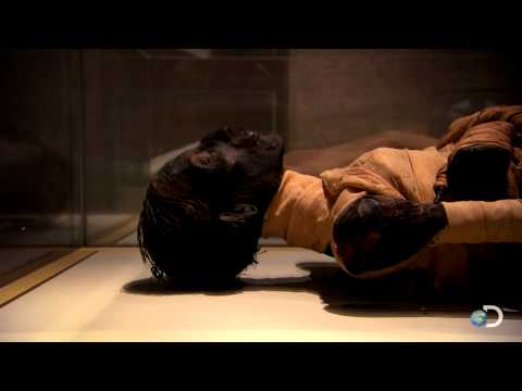 Mummification - CURIOSITY continues Sundays at 9/8c on Discovery. | http://dsc.discovery.com/tv-shows/curiosity#mkcpgn=ytdsc1 | Learn about the history behind ancient Egypti...