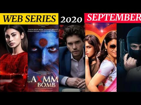 Top 14 Upcoming Web Series September 2020 With Release Date| Hostages 2 | Utopia | Cargo | Innocent