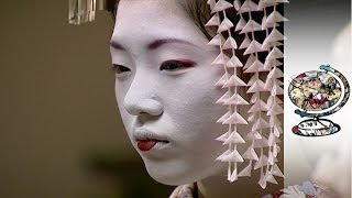 The Incredible Truth About Japan's Geishas