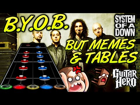 BYOB 100% FC BUT MEMES AND TABLES