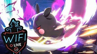 MOREPEKO IS ONE TOUGH HAMSTER! Pokemon Sword and Shield Wi-Fi Battle! (1080p) by PokeaimMD