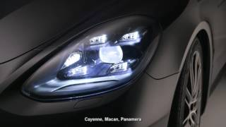 Porsche Dynamic Light System