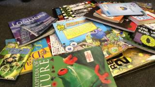 All About The Books - Harold Court World Book Day Song