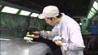 Nissan GT-R Assembly Footage