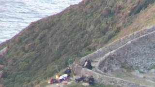 Filmed on Saturday 22nd of October in San Juan de Gatzelugatxe (Bermo-Vizcaya-Spain) Video not filmed by the owner of this channel and shared with his ...