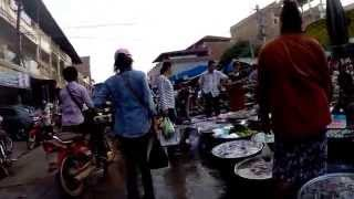 Banteay Meanchey Cambodia  city images : Sisophon Market, Banteay Mean Chey Province, Cambodia