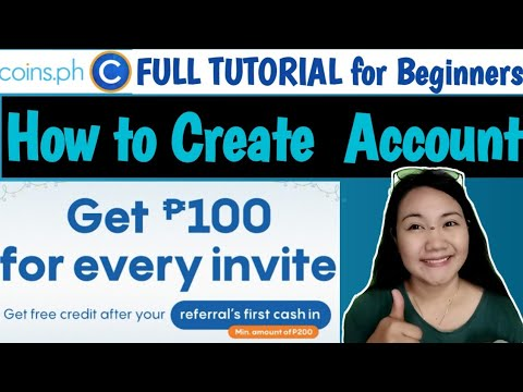 Get P100 sa Coins.ph    How to Create Coins.ph account    How to get verified in coins.ph