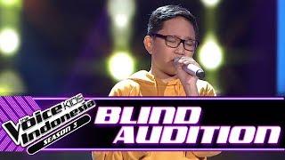 Video Billy - Jealous | Blind Auditions | The Voice Kids Indonesia Season 3 GTV 2018 MP3, 3GP, MP4, WEBM, AVI, FLV Juli 2018