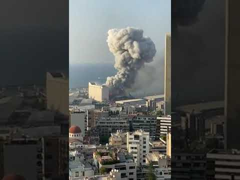 Lebanon's PM says those responsible for Beirut explosion will pay the price