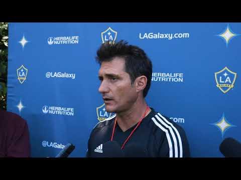 Video: Head Coach Guillermo Barros Schelotto previews match vs. LAFC