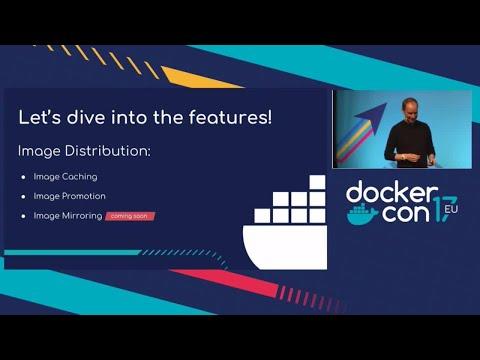 Docker Enterprise Edition Deep Dive