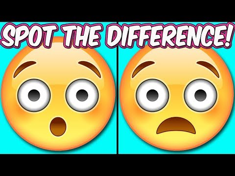 Spot the difference Brain Games for Kids | Child Friendly photo puzzles and brain teasers