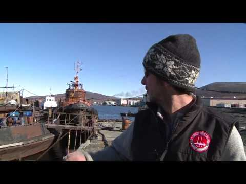 Tara a Pevek, dernière escale de Russie  – Expédition Tara Oceans Polar Circle – 5 septembre 2013