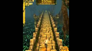 Temple Run ios iphone gameplay