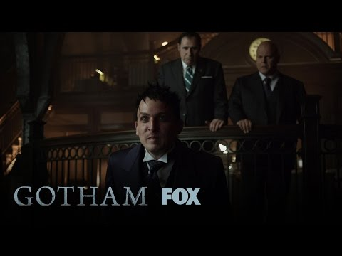 Gotham 3.01 (Clip 'Fish Mooney is Back')