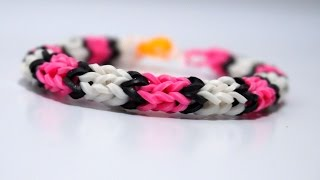 Hello, Today I Teach U How to make Hexafisk bracelet! The best present for your friend.If you like this video please share & Sub it!http://www.youtube.com/c/TeenLifesBeautiful