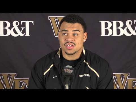 Nikita Whitlock Interview 10/22/2013 video.
