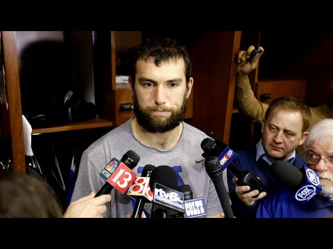 Video: Agents: Rumors of Andrew Luck leaving Colts 'simply false'
