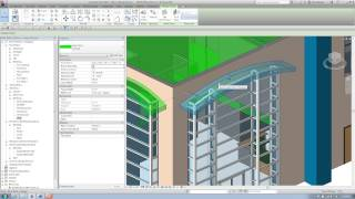 CAD-1&BD Mackey Present - Massing in Revit