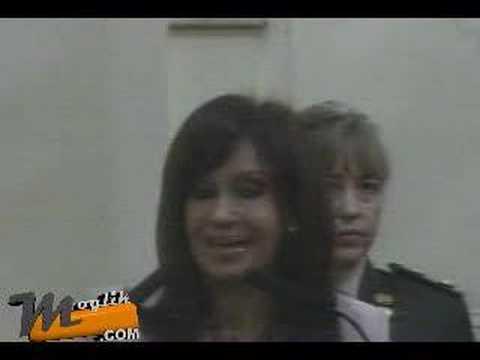 Discurso Cristina Fernandez Kirchner