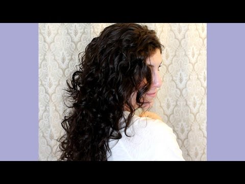 Guide to make hair curl