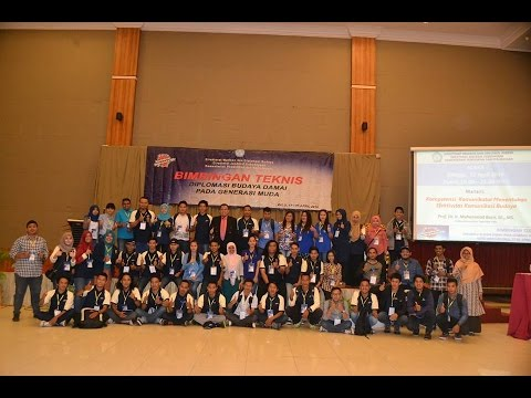 Dok Humas Untad, Bimtek Diplomasi Budaya Damai di Sulteng  Dibuka oleh Dr. H. Nadjamuddin Ramly, M.Si (Direktorat Warisan  dan Diplomasi  Budaya)