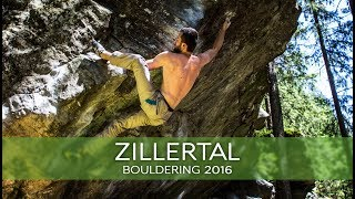 ZILLERTAL - Bouldering Footage from Last Year | Austria 2016 by BlocBusters
