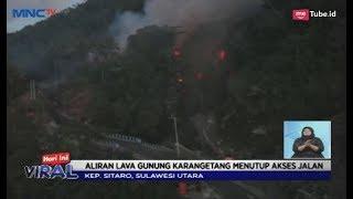 Download Video Aliran Lava Gunung Karangetang Meluas, Akses Jalan di Sitaro, Sulawesi Utara Tertutup - LIS 07/02 MP3 3GP MP4