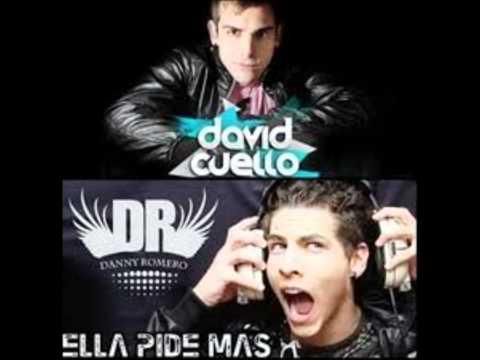 David Cuello feat Dani Romero - Ella pide mas.wmv