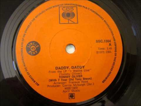 Tommy Oliver with Tony Steyn - Daddy, daddy (видео)