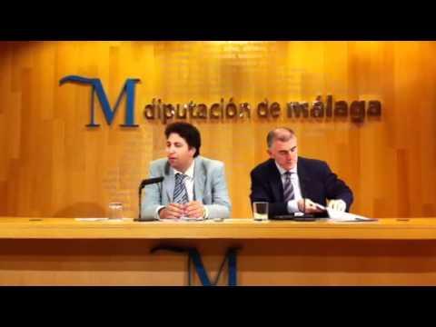 Presentación de la campaña de verano del Consorcio Provincial de Bomberos