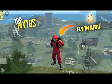 Top Mythbusters in FREEFIRE Battleground After Update | FREEFIRE Myths #115