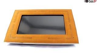 Видео. Видеообзор цифрового IP видеодомофона BAS-IP AL-09