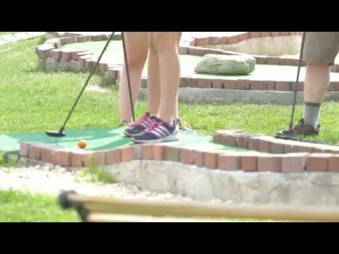 Mini Golf at Bromley Mountain!