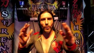 Lucha Underground star and former WWE Superstar, Paul London wants you to check out NWA Wrestling Revolution every Friday night at The Historic Cine El Rey T...