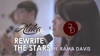 Video Zac Efron & Zendaya - Rewrite The Stars (Alika & Rama Davis 's Cover) MP3, 3GP, MP4, WEBM, AVI, FLV Juli 2018