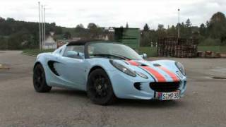 2009 Lotus Elise Supercharged