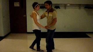 Lindy Hop Lesson 8/5/10