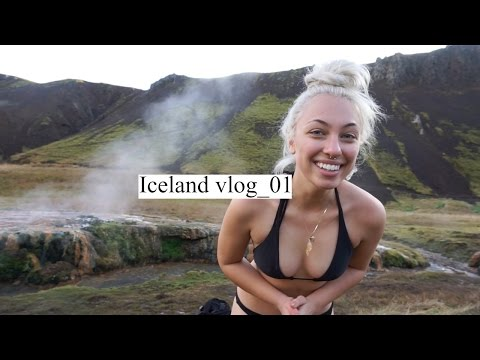 FIRST DAY IN ICELAND // SupremeTravel (видео)