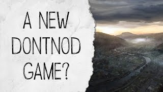 Dontnod announces a new IP!